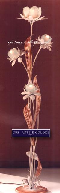 Piantana fiori di loto
