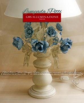 Base Lampada da tavolo, collezione Pitti