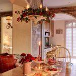 Fioriera Chandelier 5 Lights - Climbing Roses Wall Sconces Lampadario Fioriera a 5 Luci